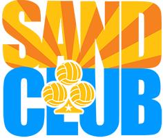 The Sand Club Academy | Arizona Junior Sand Volleyball Logo